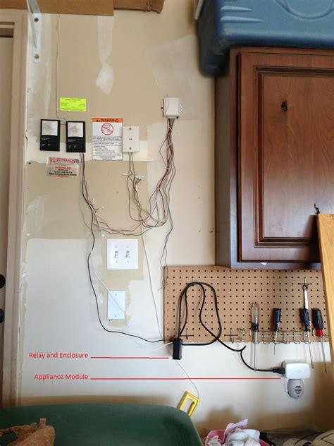How To Make An Adt Pulse Z Wave Garage Door Opener Using Adt Garage Door Opener