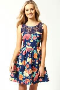 Floral dresses for summer spring your glamour