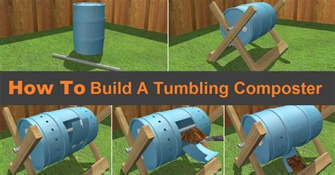how to build own house 12 diy compost bin ideas total survival