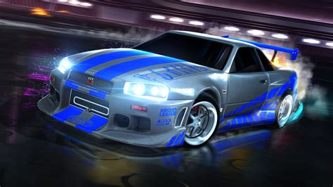 Skyline Gtr R34 Kaufen by Rocket League 174 Fast Furious 99 Nissan Skyline Gt R