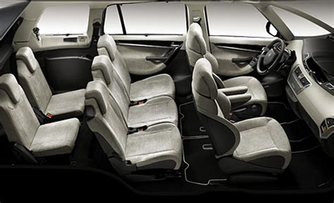 interior c4 picasso car and driver