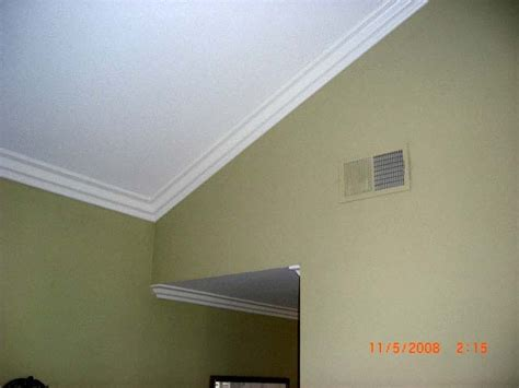 Crown Molding On Angled Ceiling by Crown Molding On Angled Ceilings House Projects