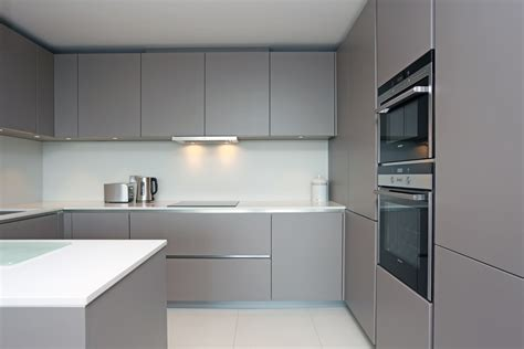 Kitchen Cabinet Renovation Ideas basalt grey matt kitchen