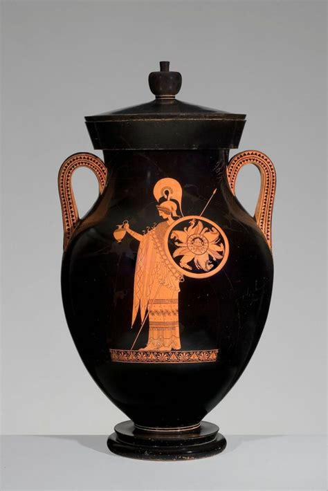 athena vase laughing at the jokes on ancient vases