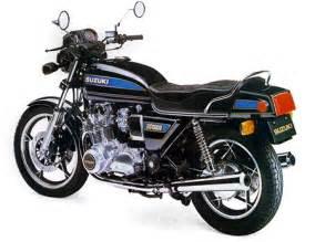 1981 Suzuki Gs1000 Suzuki Models 1981 Page 1