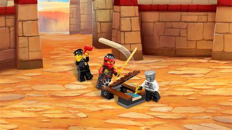 Lego Ninjago 70591 lego ninjago 70591 kryptarium prison breakout building kit 207 toys