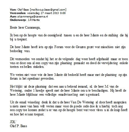 Bedankbrief Voorbeeld Samenwerking februari 2015 informatiecentrum tweede wereldoorlog iwoii
