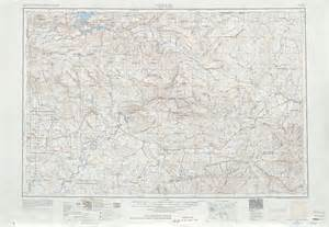 vernal topographic maps co ut usgs topo 40108a1