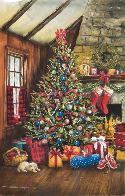 o christmas tree jigsaw puzzles