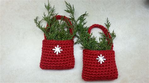 crochet how to crochet easy bag o day crochet christmas