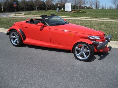 auto air conditioning service 1999 plymouth prowler security system 1999 plymouth prowler 1999 plymouth prowler for sale to buy or purchase flemings ultimate