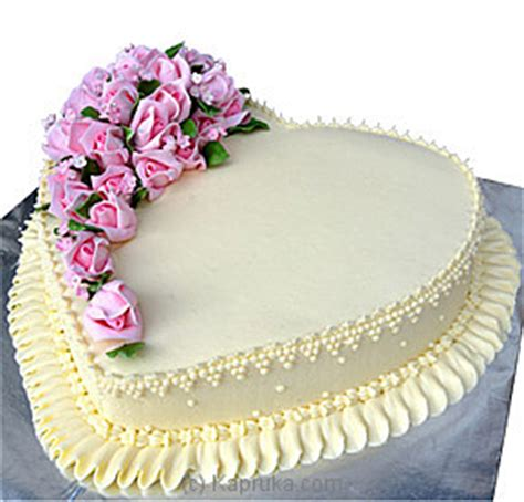 Online Shopping For Home Decoration kapruka com heart shape cake well decorated shaped