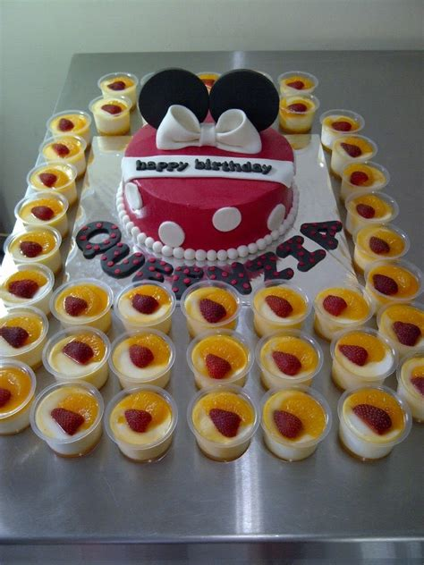 Cetakan Kue Puding Mickey Mouse 4 Cavity warungkue mickey mouse theme birthday cake queenzia