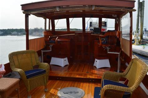 boat motors for sale maine 36ft bunker ellis downeast lobster yacht vera lee