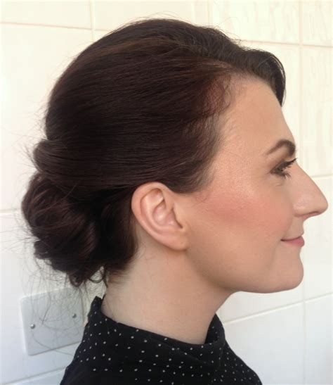 Vintage Wedding Hair And Makeup Glasgow by Andrea S Wedding Look 1 Vip Hair 5pm Spa