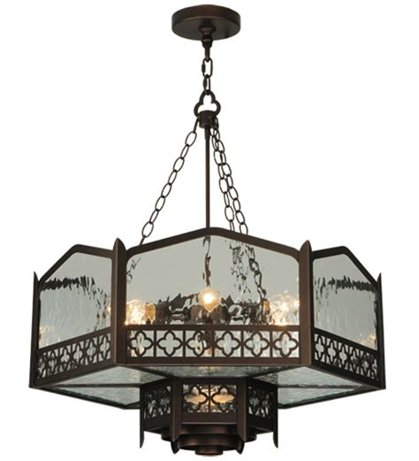 Meyda Tiffany 30 Quot W Church Pendant Church Pendant Lighting