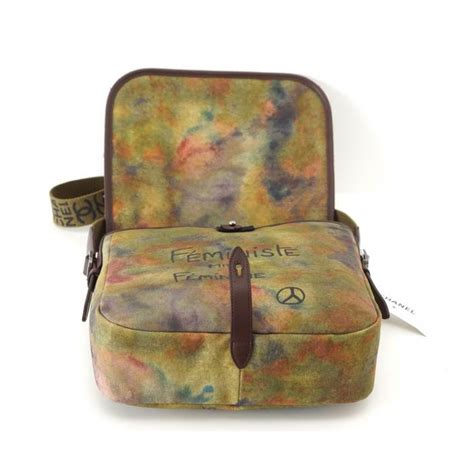 Messenger Bag Limited Edition Tas Selimpang chanel graffiti limited edition messenger bag world s best