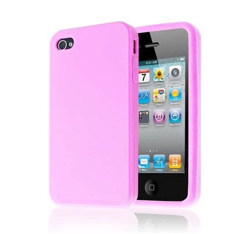 high quality plain soft silicone impact  case cover