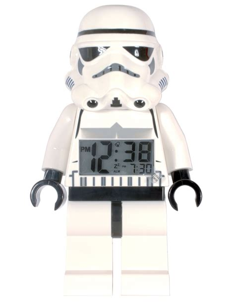 Lego Stormtrooper Minifigure lego wars trooper minifigure clock best educational infant toys stores singapore