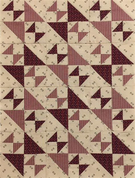 Reproduction Quilt Kits by Miniature Quilt S Puzzle Variation Reproduction