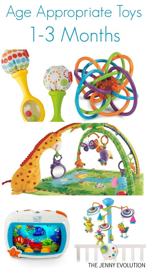 age appropriate baby toys development and age appropriate toys for infants 1 3