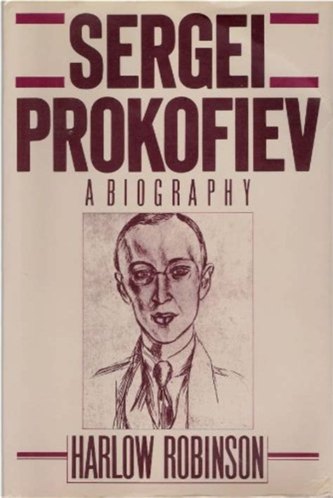 biography book length sergei prokofiev a biography reading length