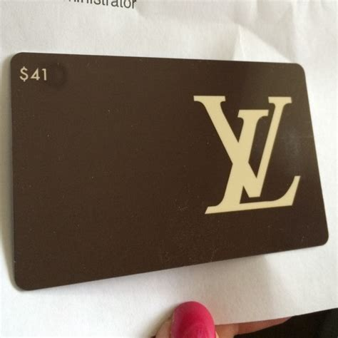 Louis Vuitton Gift Card - 57 off louis vuitton handbags 41 louis vuitton gift card x 2 from viva s closet on
