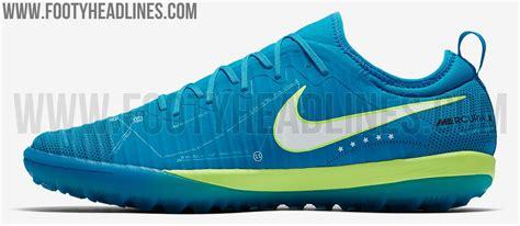 neymar new shoes blue orbit nike mercurialx finale ii neymar signature