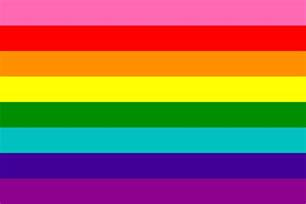 pride colors clipart original pride flag