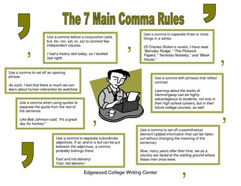 punctuation tips how and when to use commas