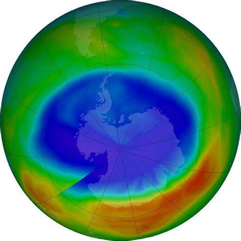 Pisau 6in Ozone nasa ozone smallest it s been since 1988 cnet