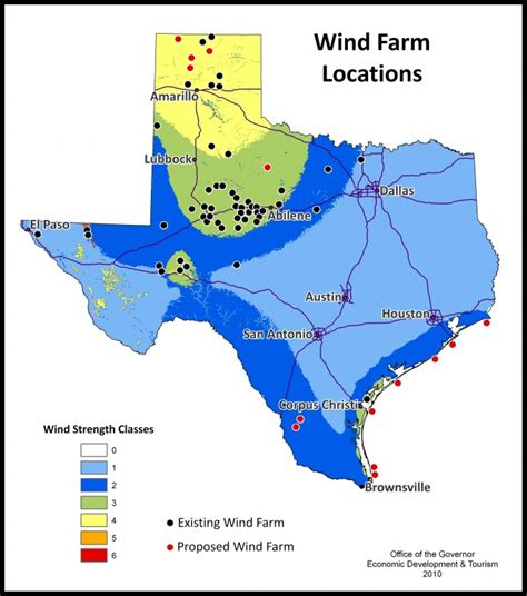 wind farms texas map scientists find warming effect large wind farms in texas all images nsf national