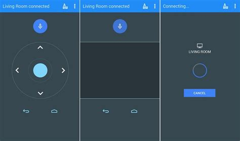 remote app android android tv remote and cast receiver apps arrive to play