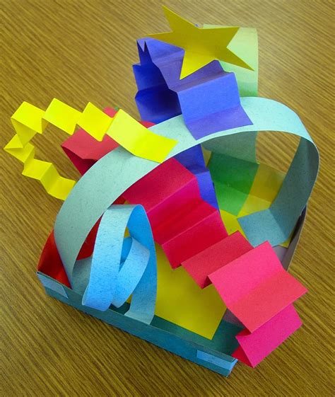 How To Make 3d Paper Sculptures - paper sculpture escultures de paper paper