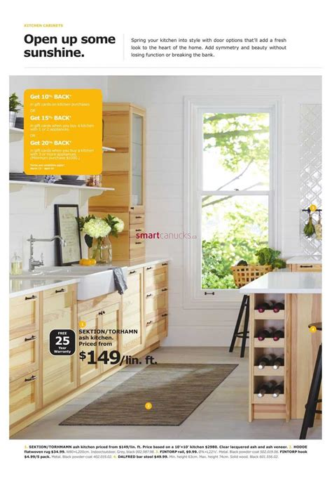 ikea kitchen event ikea the kitchen event flyer march 13 to april 10