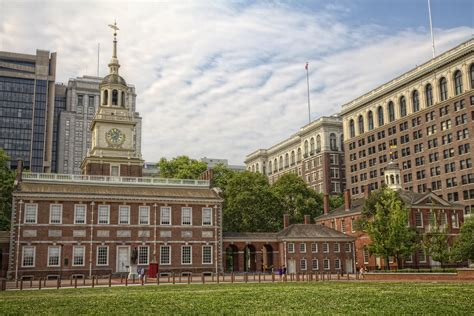 Independence In Philadelphia Pennsylvania by Independence National Historical Park Protected Area In