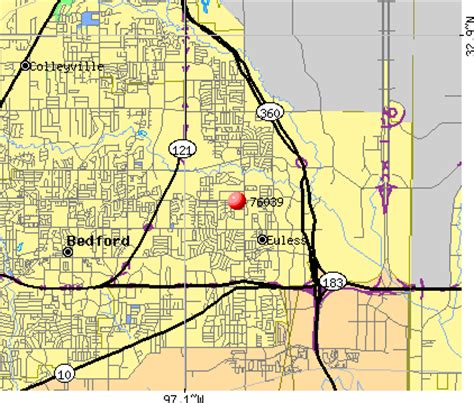 map of euless texas 76039 zip code euless texas profile homes apartments schools population income