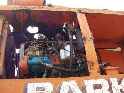 1993 barko 160a parts and parts machines item#15460