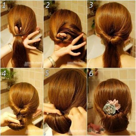fashionzc: #hairstyle 4 easy step by step prom hairstyles