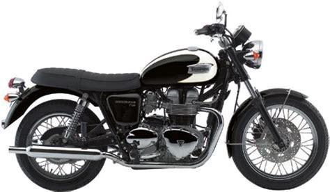 Triumph Motorrad Katalog by Triumph Bonneville 50th T 100 Tourenfahrer Online