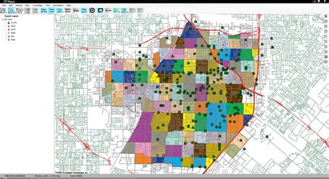 crime pattern analysis using gis what is geospatial crime mapping crime tech weekly