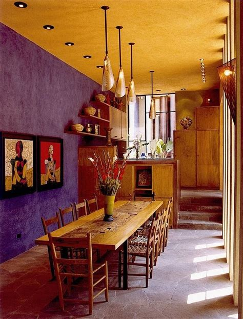 17 best ideas about mexican dining room on