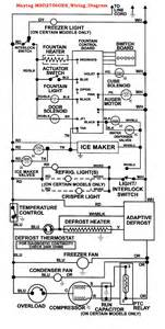 refrigerator parts maytag refrigerator parts circuit board