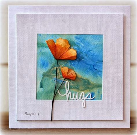 another word for colorful another gorgeous card by birgit edblom so colorful and