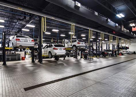 bmw service center car service  chicago barrington il