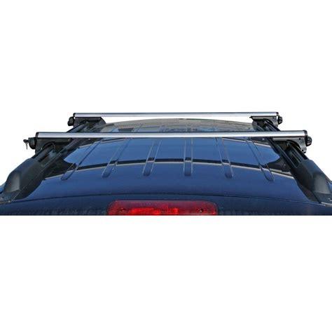 roof rail mobil universal apex aluminum universal side rail mounted roof crossbars