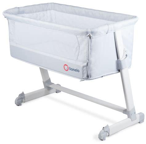 beistell matratze lionelo theo baby beistellbett kinderbett grau babybett