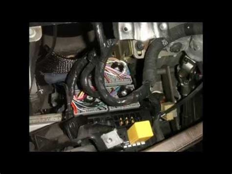 how cars engines work 2003 chrysler voyager electronic toll collection bcm replacement chrysler gen iii minivan youtube