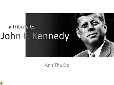 biography john f kennedy ppt john f kennedy authorstream