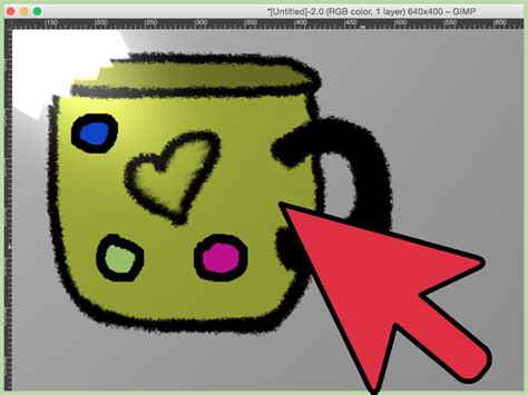 doodle wiki how how to draw something in gimp with pictures wikihow